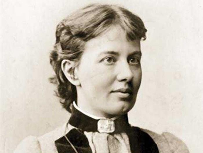 Первая в мире женщина-профессор математики | Фото: nauka-tehnika.com.ua