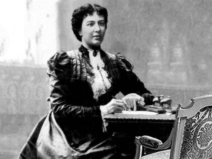 Первая в мире женщина-профессор математики | Фото: m.fictionbook.ru