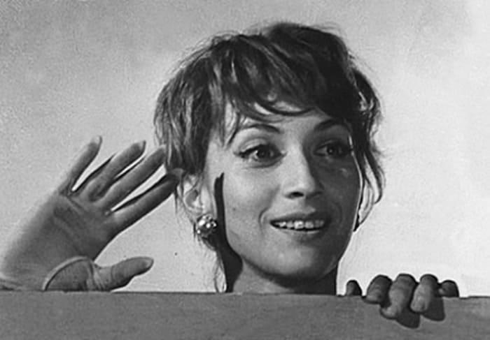 Софико Чиаурели в фильме *Генерал и маргаритки*, 1963 | Фото: kino-teatr.ru