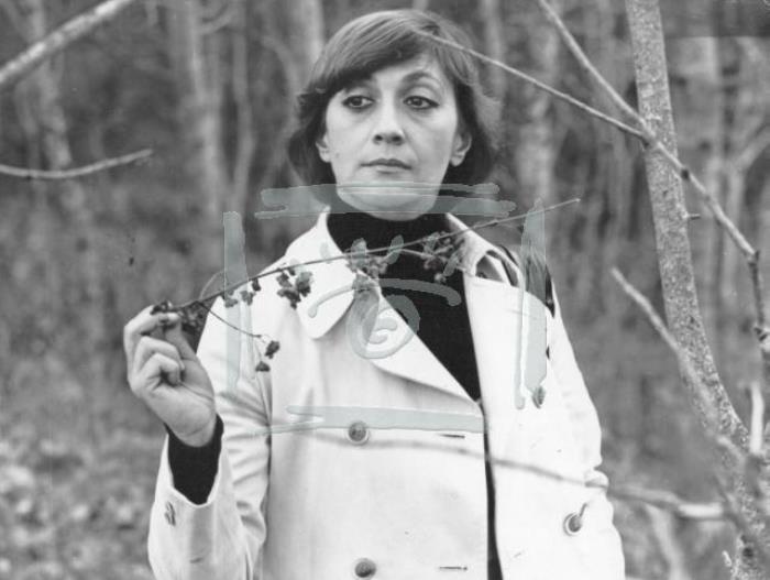Актриса Софико Чиаурели | Фото: vybor.ua