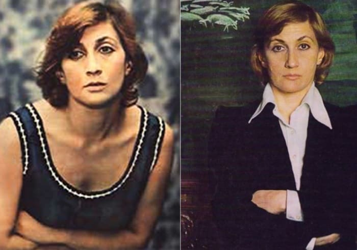 Народная артистка Грузии и Армении Софико Чиаурели | Фото: kino-teatr.ru