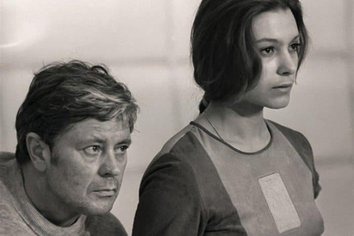 Донатас Банионис и Наталья Бондарчук в фильме *Солярис*, 1972 | Фото: belta.by