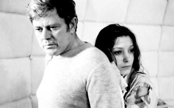 Донатас Банионис и Наталья Бондарчук в фильме *Солярис*, 1972   Фото: kino-teatr.ru