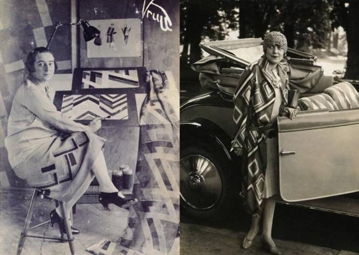 Ярчайшая представительница стиля арт-деко и ее дизайнерские разработки | Фото: mylitta.ru