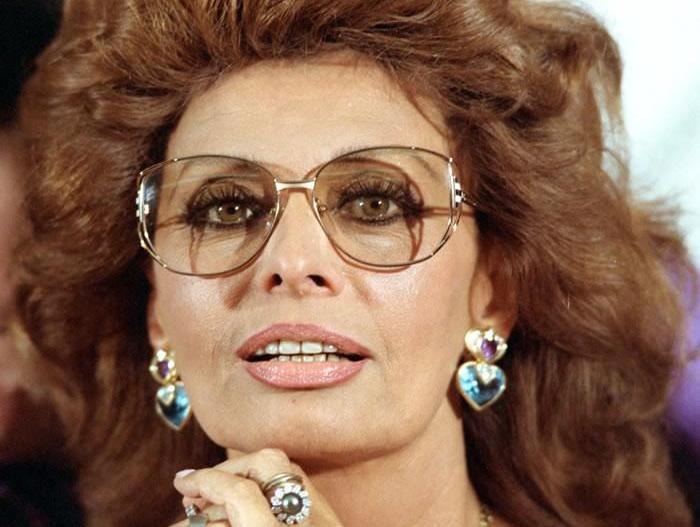 Звезда итальянского кино Софи Лорен | Фото: bigpicture.ru