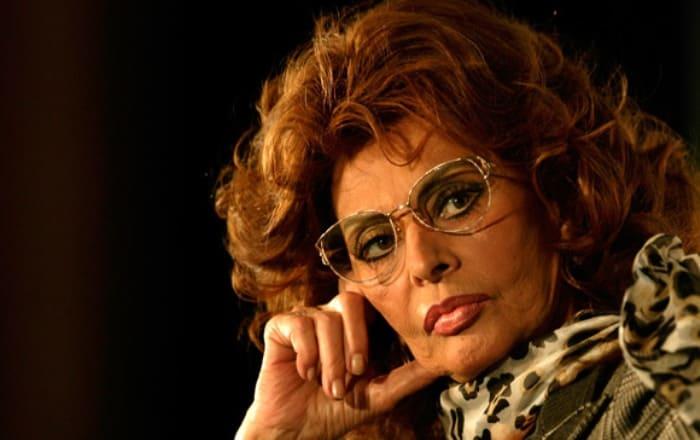 Звезда итальянского кино Софи Лорен | Фото: lenta.ru