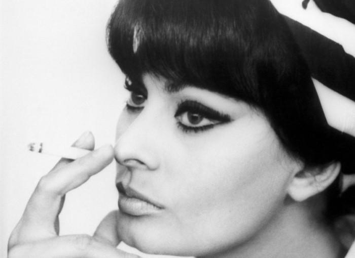 Софи Лорен на ММКФ-1965. Фото В. Генде-Роте | Фото: kinoistoria.ru