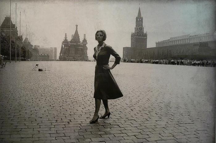Софи Лорен в СССР | Фото: bigpicture.ru