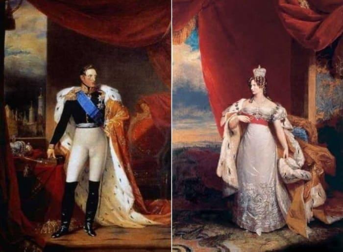 Император Николай Павлович и императрица Александра Федоровна | Фото: liveinternet.ru