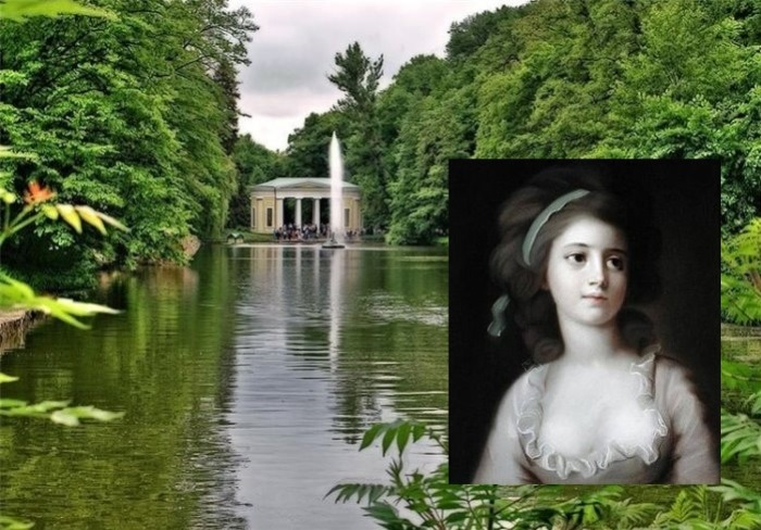 София Потоцкая и подаренный ей Софиевский парк в Умани