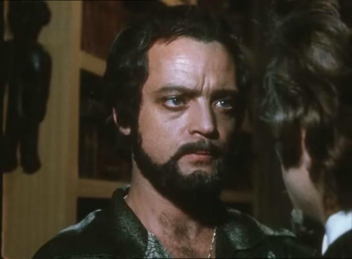 Владислав Дворжецкий в фильме *Капитан Немо*, 1975 | Фото: kino-teatr.ru