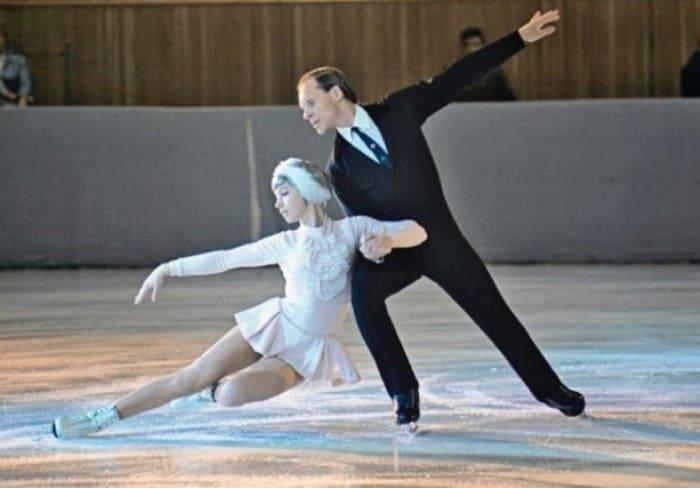 Людмила Белоусова и Олег Протопопов, 1971 | Фото: aif.ru