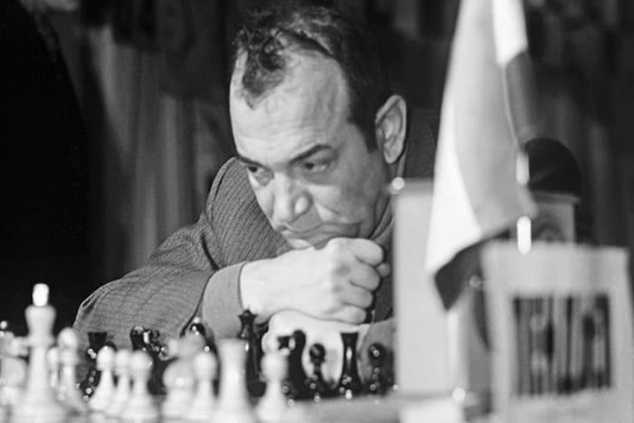 Легенда шахматного спорта Виктор Корчной | Фото: lenta.ru