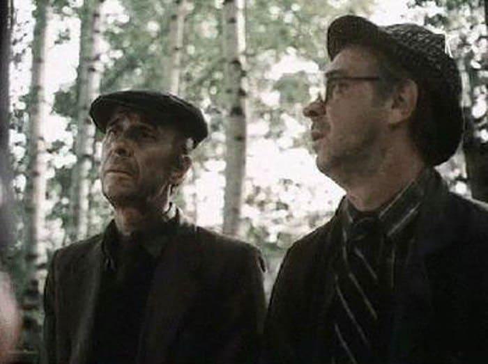 Братья Борисовы в фильме *Садовник*, 1987 | Фото: kino-teatr.ru