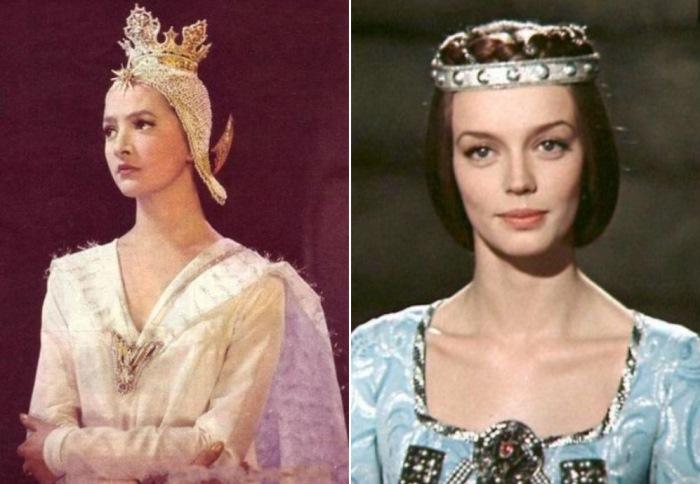 Самые красивые принцессы советского кино