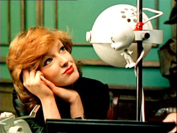 Елена Укращенок (Денисова) в фильме *Ищите женщину*, 1982 | Фото: kino-teatr.ru