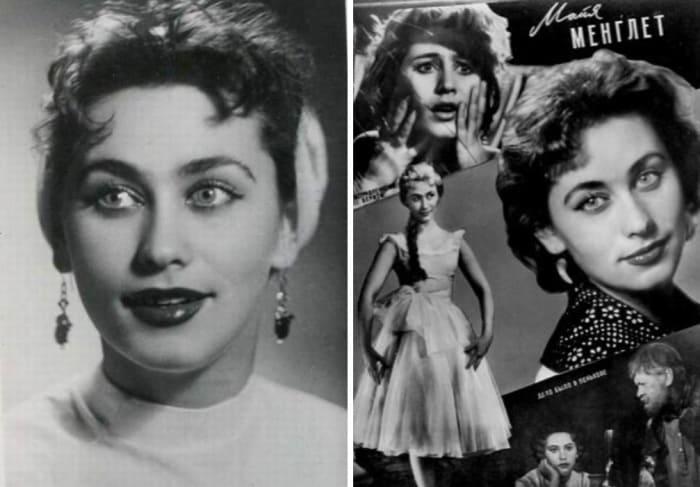 Майя Менглет – актриса, которую называли советской Софи Лорен   Фото: kino-teatr.ru