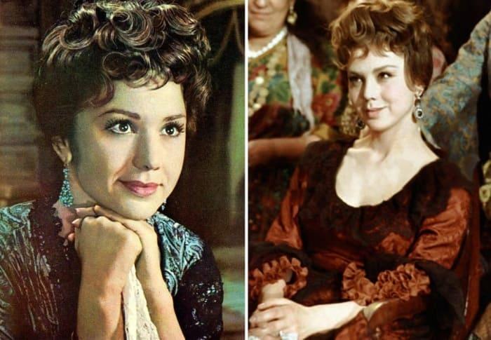 Лионелла Пырьева – актриса, которую называли советской Джиной Лоллобриджидой   Фото: kino-teatr.ru