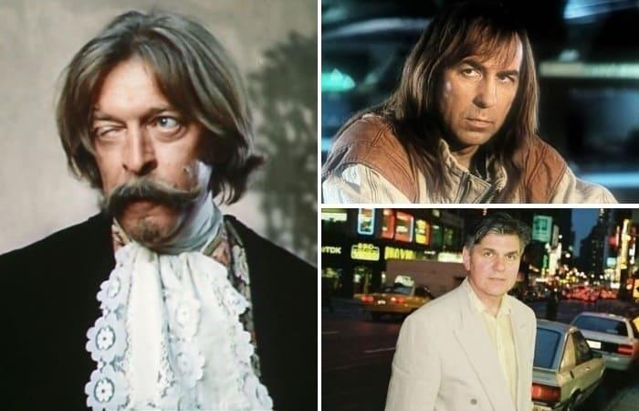 Самые известные каскадеры и постановщики трюков в советских фильмах | Фото: kino-teatr.ru и segodnya.ua