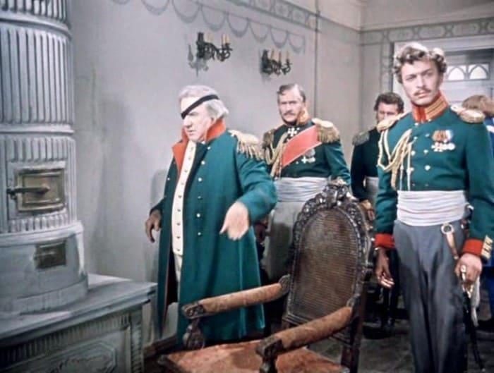 Владимир Балон в фильме *Гусарская баллада*, 1962 (справа) | Фото: kino-teatr.ru