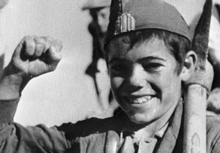 Испанские дети войны | Фото: img.gazeta.ru