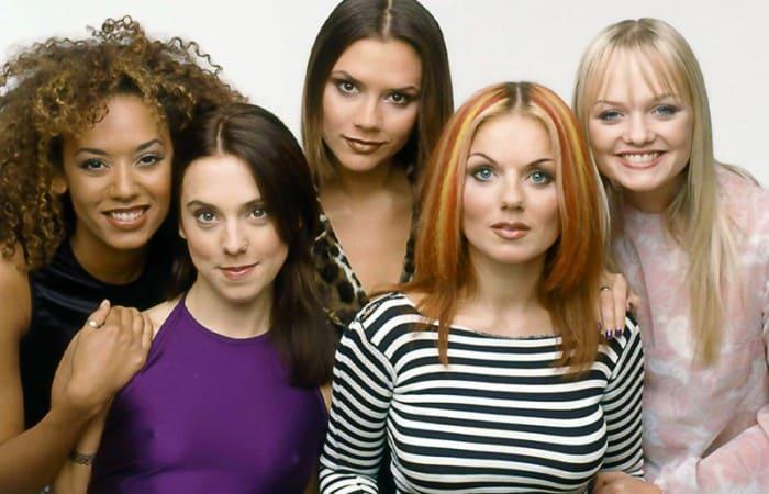 Участницы группы *Spice girls* | Фото: theplace.ru
