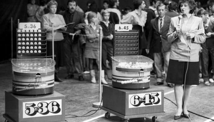Начиная с 1974 г., розыгрыши проводили в студии Центрального телевидения | Фото: pikabu.ru