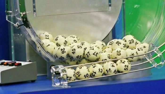 Лототрон стал залогом прозрачности процедуры выбора победителя лотереи | Фото: 0564.ua