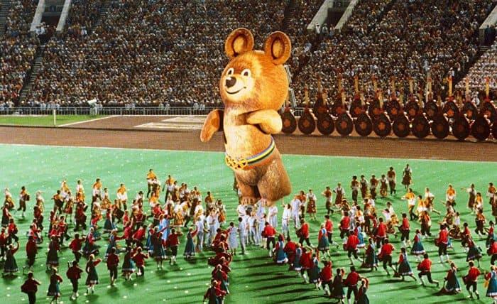 Основная часть средств для проведения Олимпиады-80 была выручена от *Спортлото* | Фото: pikabu.ru