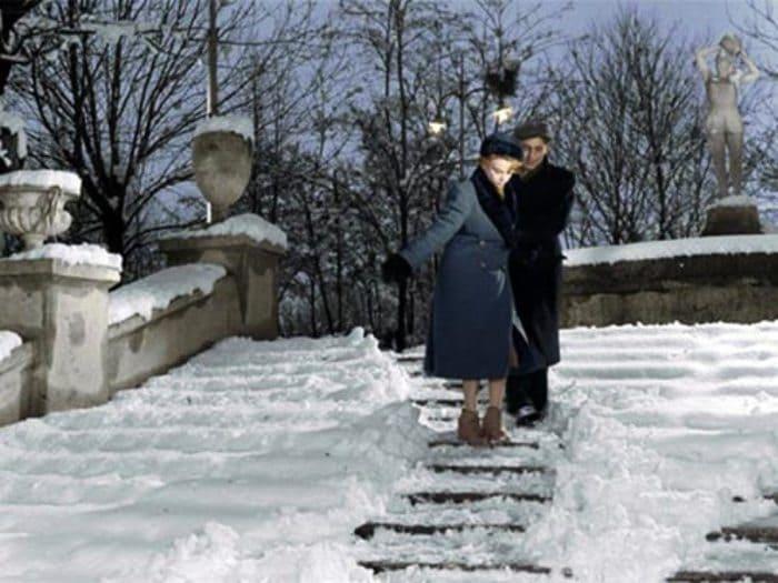 Кадр из фильма *Весна на Заречной улице*, 1956 | Фото: eg.ru