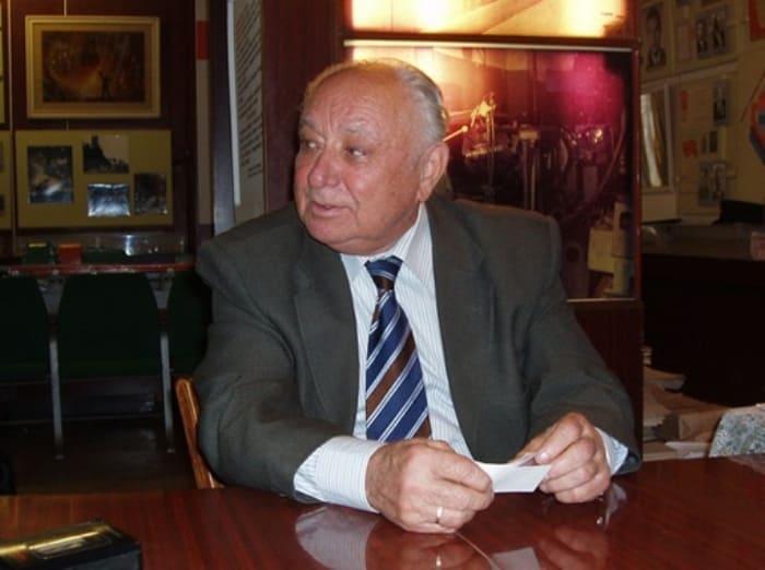 Заслуженный сталевар Украины Григорий Пометун – наставник и друг Николая Рыбникова | Фото: kp.ua