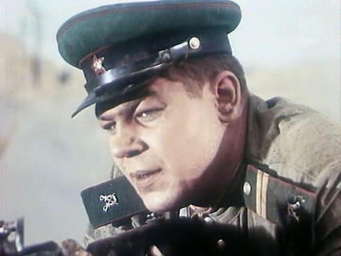 Станислав Чекан в фильме *Застава в горах*, 1953 | Фото: kino-teatr.ru