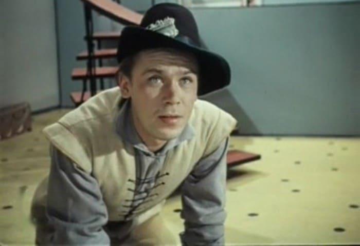 Станислав Хитров в фильме *Каин XVIII*, 1963 | Фото: kino-teatr.ru