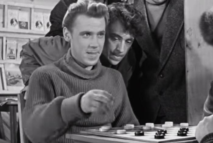 Станислав Хитров в фильме *Девчата*, 1961 | Фото: vkuspo.info