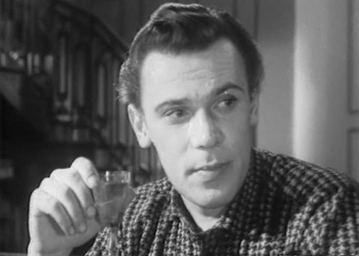 Кадр из фильма *Никогда*, 1962 | Фото: kino-teatr.ru