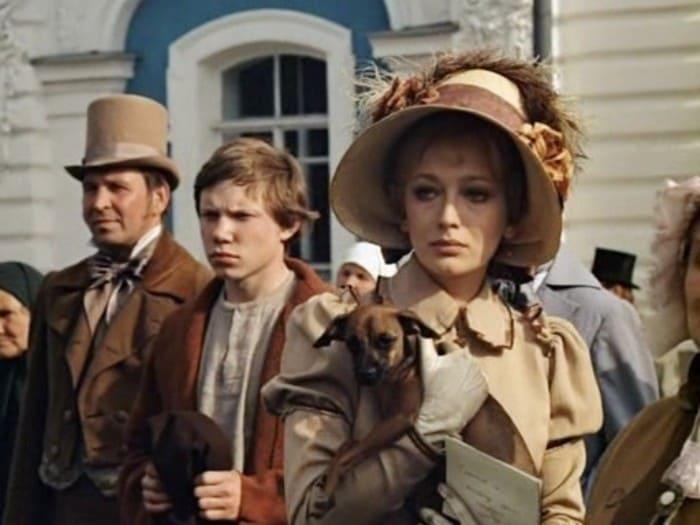 Кадр из фильма *Звезда пленительного счастья*, 1975 | Фото: kino-teatr.ru