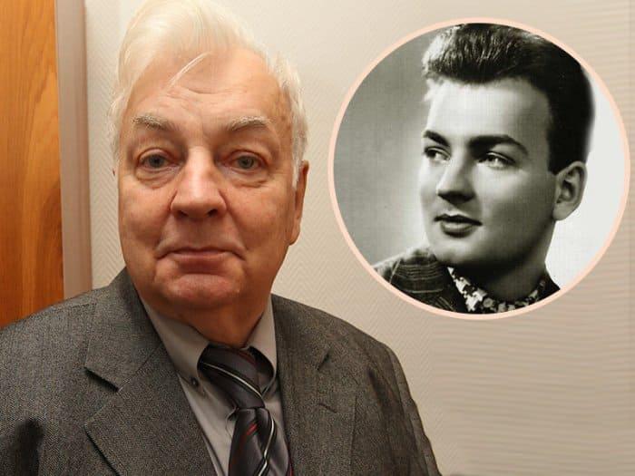 Михаил Державин в зрелые годы и в юности | Фото: teleprogramma.pro
