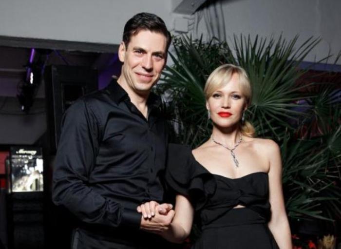 Дмитрий Дюжев и Татьяна Зайцева | Фото: 2aktera.ru