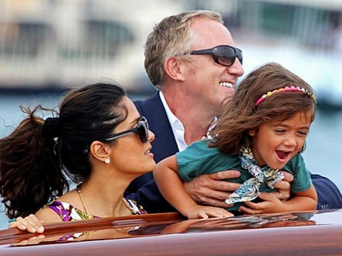 Супруги с дочерью | Фото: iledebeaute.ru