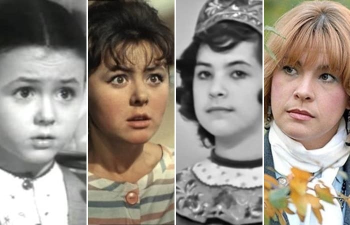 Актеры, которые начали сниматься в кино в детстве | Фото: kino-teatr.ru