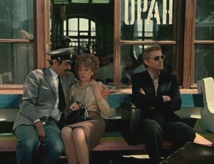 Кадр из фильма *Вокзал для двоих*, 1982 | Фото: creu.ru