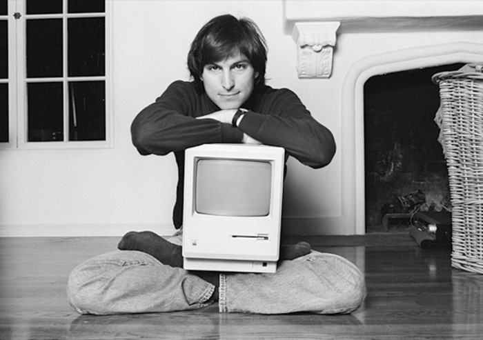 Стив Джобс в юности | Фото: lifo.gr