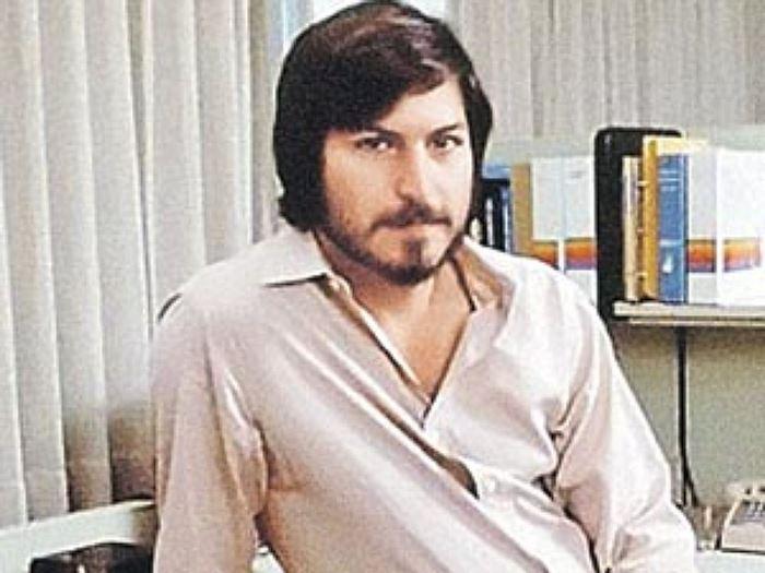 Стив Джобс в юности | Фото: kp.ru