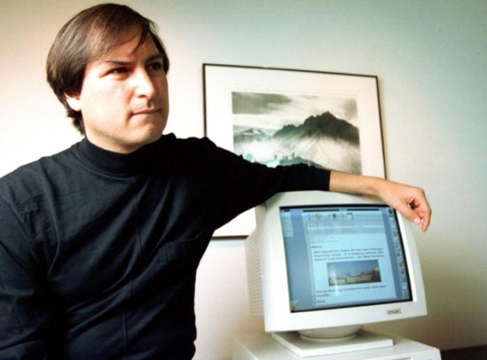 Стив Джобс, 1993 | Фото: fototelegraf.ru