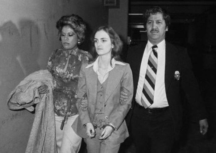 Патти Херст после ареста | Фото: zgrad.net