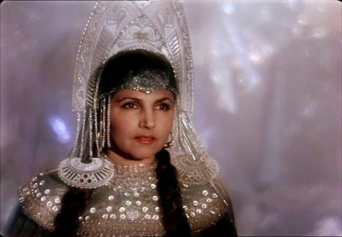 Тамара Макарова в роли Хозяйки Медной горы | Фото: selyanka1.livejournal.com
