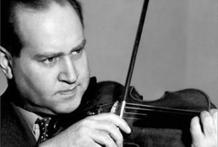 Знаменитый скрипач Давид Ойстрах | Фото: newrezume.org