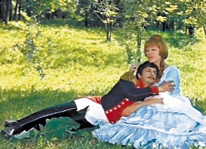 Кадр из фильма *Соломенная шляпка*, 1974 | Фото: tele.ru