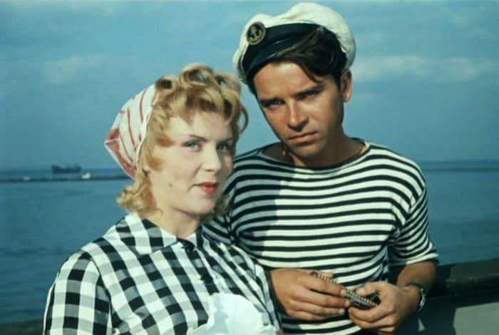 Кадр из фильма *Полосатый рейс*, 1961 | Фото: kino-teatr.ru