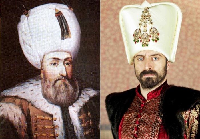 картинки султана сулеймана